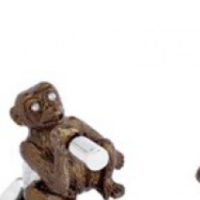 Drinking Monkey Cufflinks