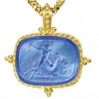 Venetian Glass Intaglio