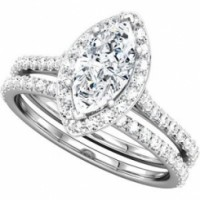 Marquise Setting